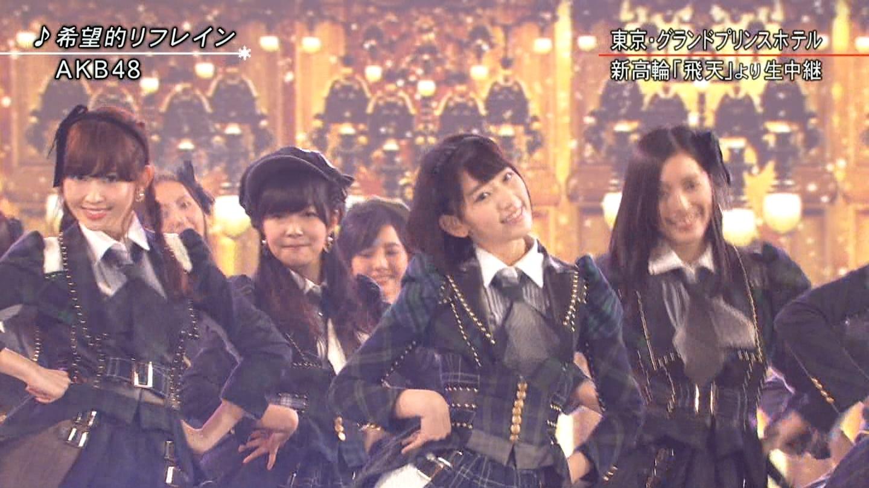 宮脇咲良 FNS歌謡祭20141203 (41)