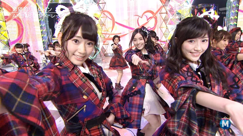 渡辺麻友 ミュージックステーションSP 20141226 (11)