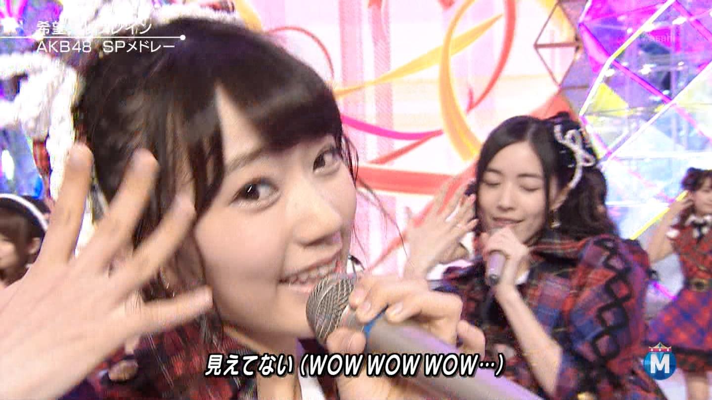 宮脇咲良 ミュージックステーションSP 20141226 (24)