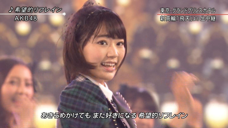 宮脇咲良 FNS歌謡祭20141203 (23)