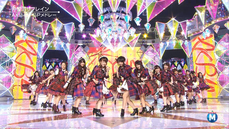 宮脇咲良 ミュージックステーションSP 20141226 (18)