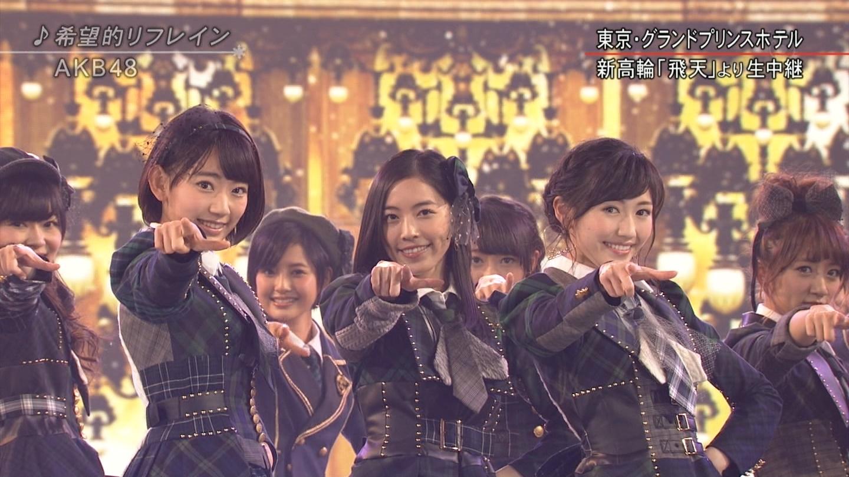 宮脇咲良 FNS歌謡祭20141203 (45)