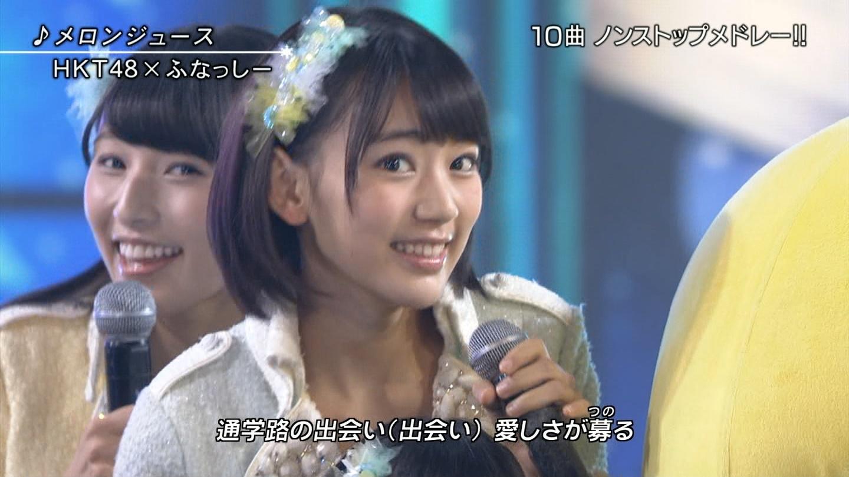 宮脇咲良 FNS歌謡祭20141203 (5)