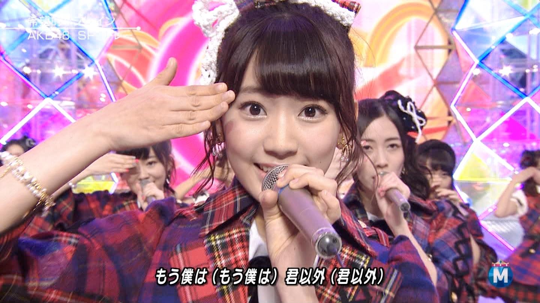 宮脇咲良 ミュージックステーションSP 20141226 (23)
