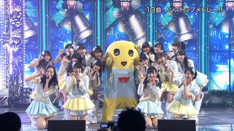 宮脇咲良 FNS歌謡祭20141203 (15)
