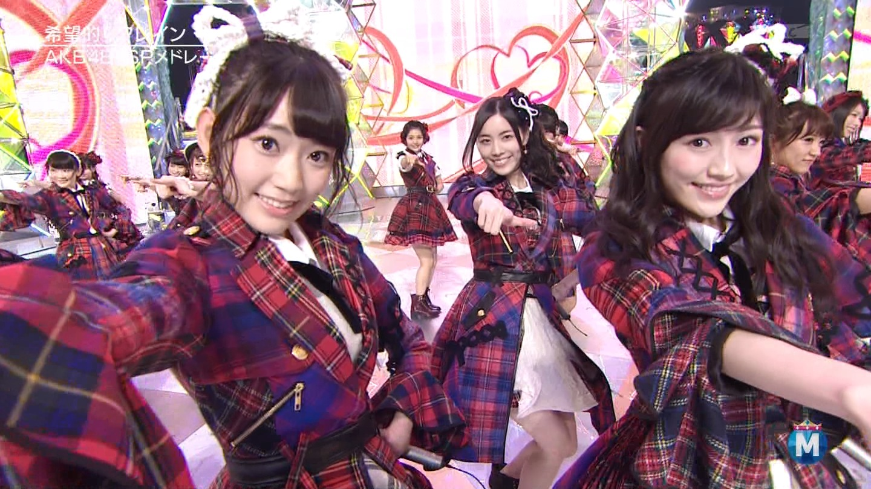 渡辺麻友 ミュージックステーションSP 20141226 (42)