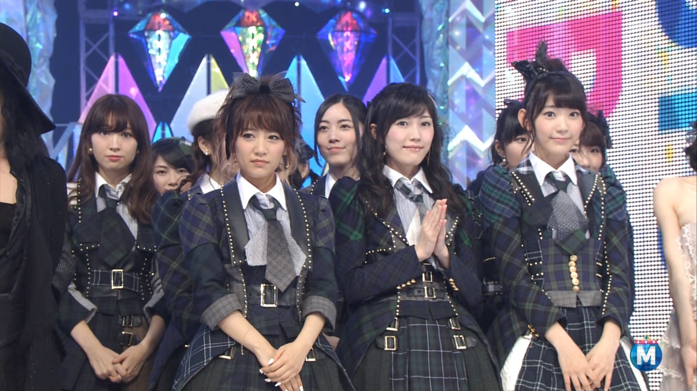 宮脇咲良 ミュージックステーションSP 20141226 (3)