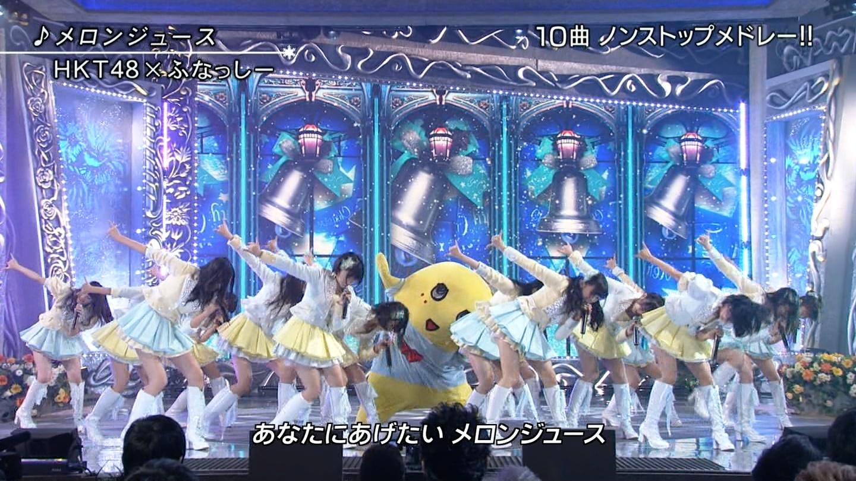 宮脇咲良 FNS歌謡祭20141203 (10)