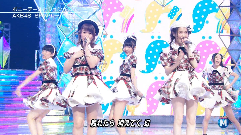 宮脇咲良 ミュージックステーションSP 20141226   (35)
