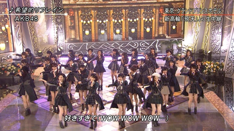 宮脇咲良 FNS歌謡祭20141203 (20)