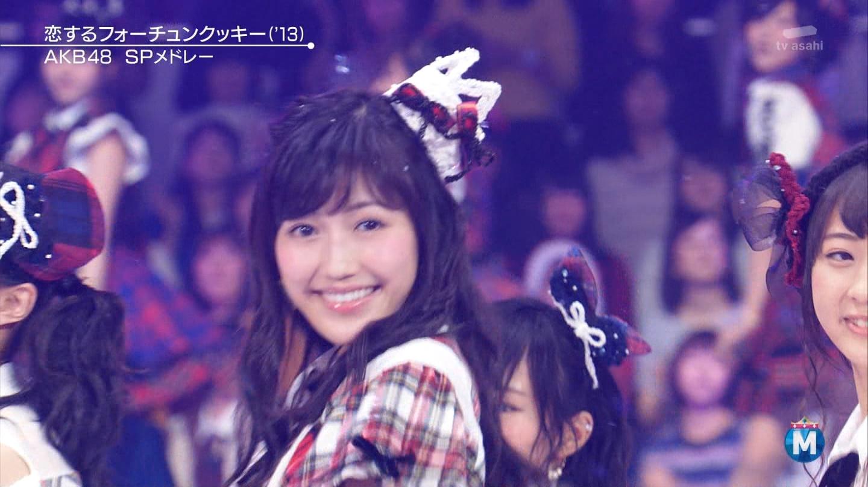 渡辺麻友 ミュージックステーションSP 20141226 (26)