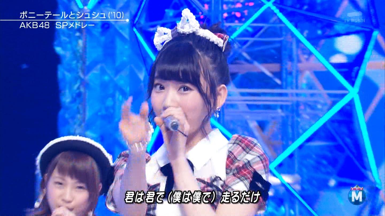 宮脇咲良 ミュージックステーションSP 20141226   (37)