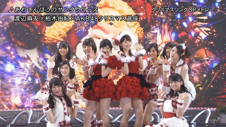 宮脇咲良 FNS歌謡祭20141203   (56)