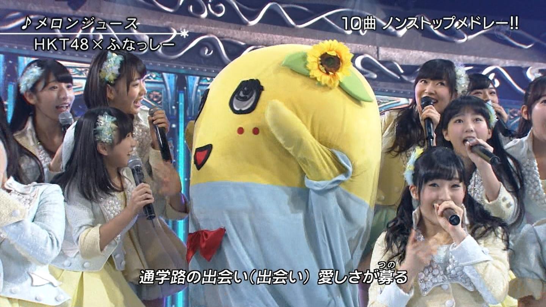 宮脇咲良 FNS歌謡祭20141203 (7)