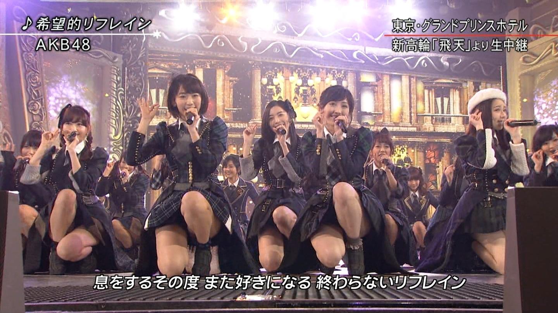 宮脇咲良 FNS歌謡祭20141203 (35)