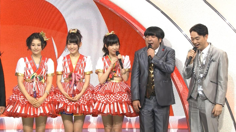 宮脇咲良 HKT48 紅白歌合戦2014  (59)