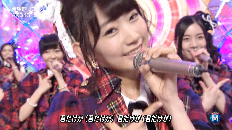 宮脇咲良 ミュージックステーションSP 20141226 (27)