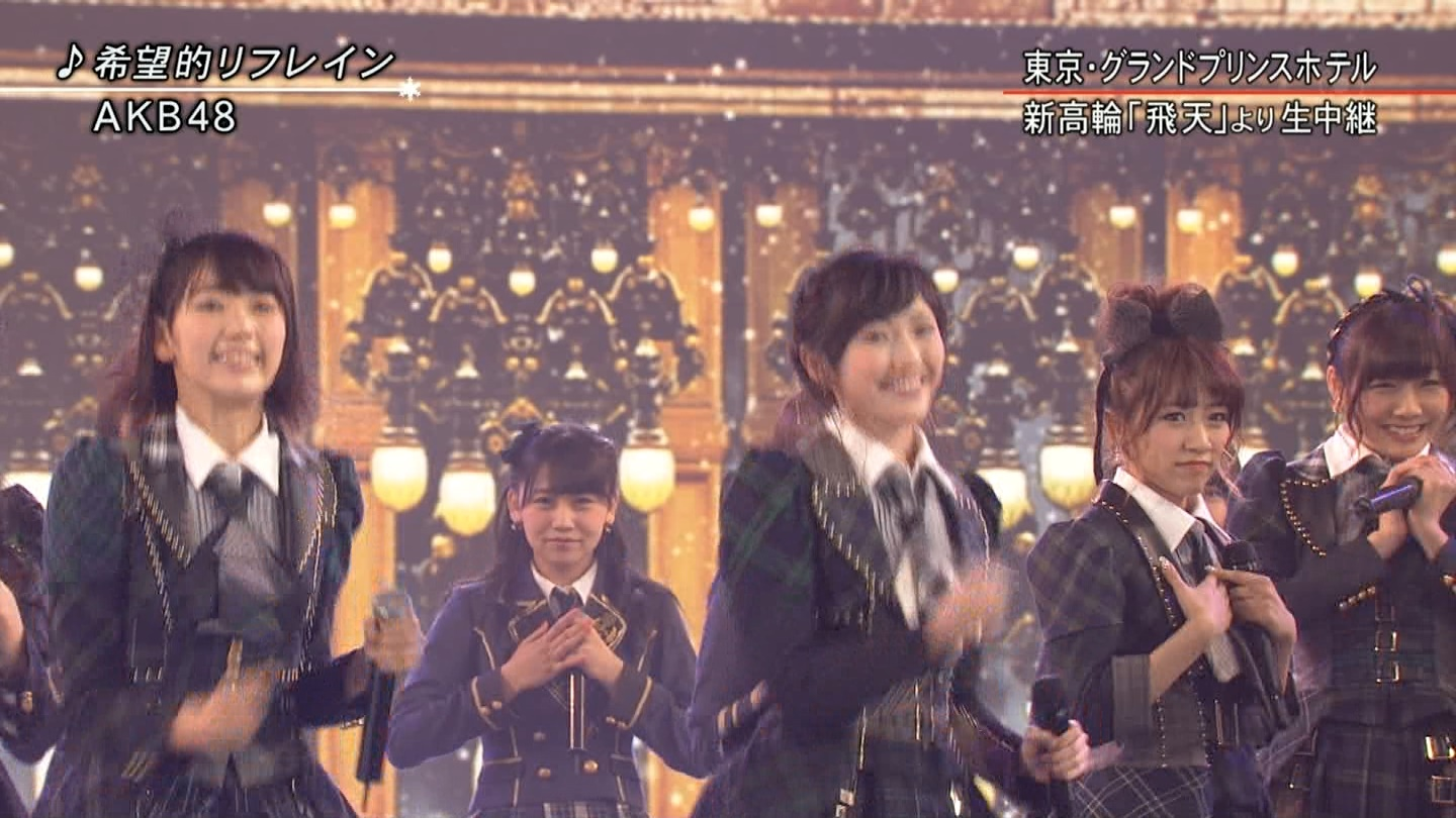 宮脇咲良 FNS歌謡祭20141203 (24)