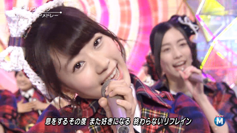 宮脇咲良 ミュージックステーションSP 20141226 (28)
