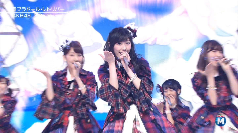 渡辺麻友 ミュージックステーションSP 20141226 (16)