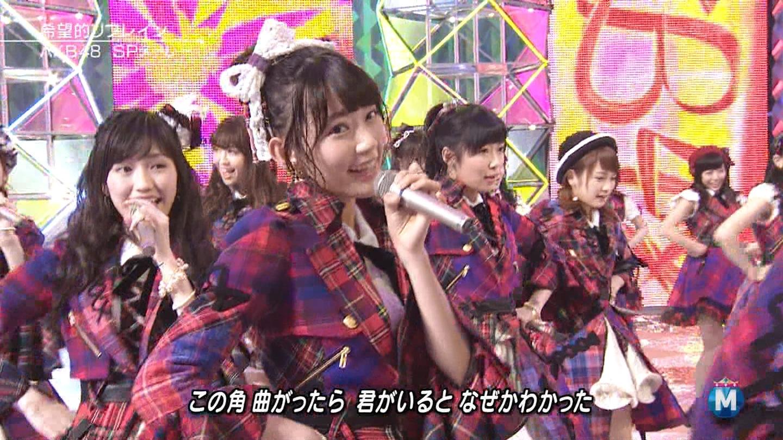 渡辺麻友 ミュージックステーションSP 20141226 (39)