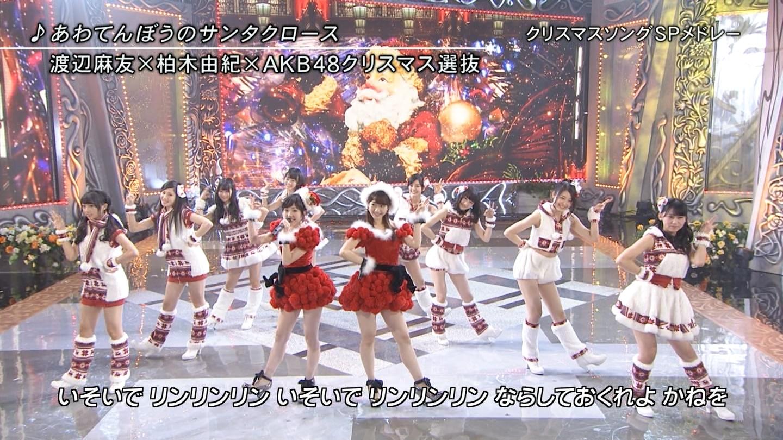 宮脇咲良 FNS歌謡祭20141203   (47)