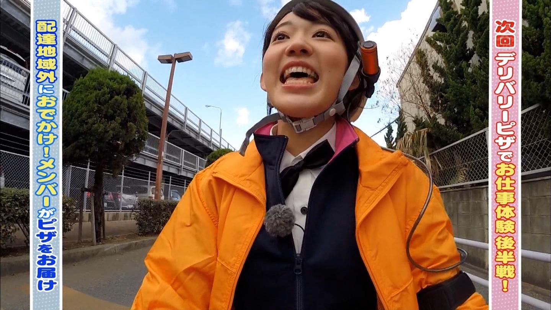 宮脇咲良 HKT48おでかけ ピザ 20141211 (63)