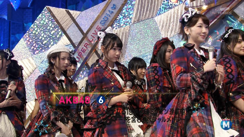 宮脇咲良 ミュージックステーションSP 20141226 (7)