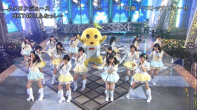 宮脇咲良 FNS歌謡祭20141203 (11)