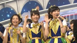 宮脇咲良 HKT48 紅白歌合戦2014