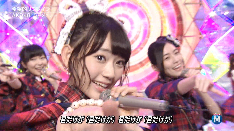 宮脇咲良 ミュージックステーションSP 20141226 (26)