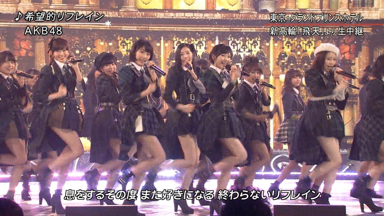 宮脇咲良 FNS歌謡祭20141203 (37)