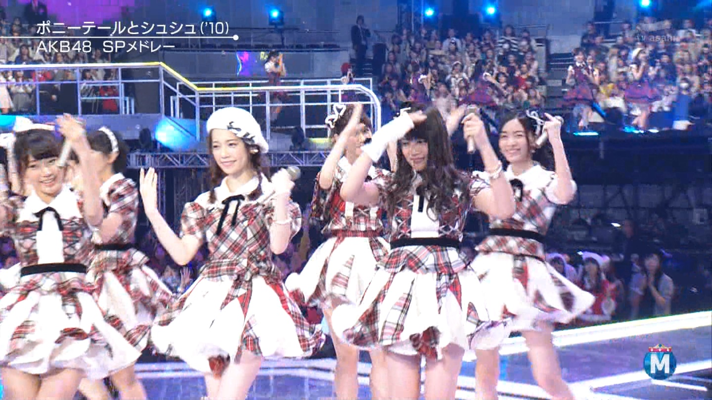 宮脇咲良 ミュージックステーションSP 20141226   (39)