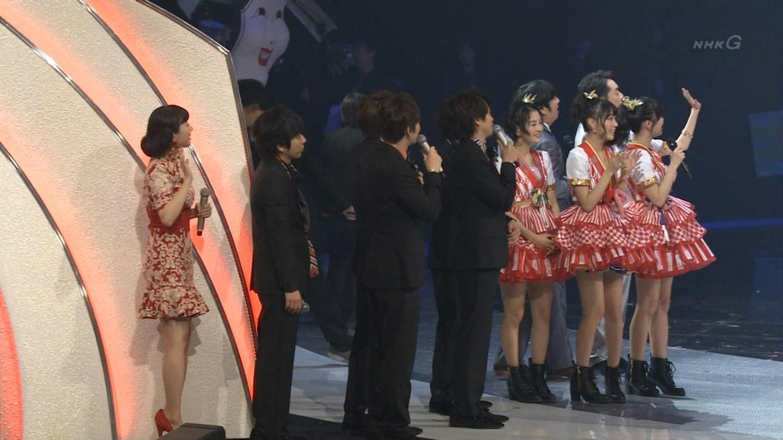 宮脇咲良 HKT48 紅白歌合戦2014  (65)