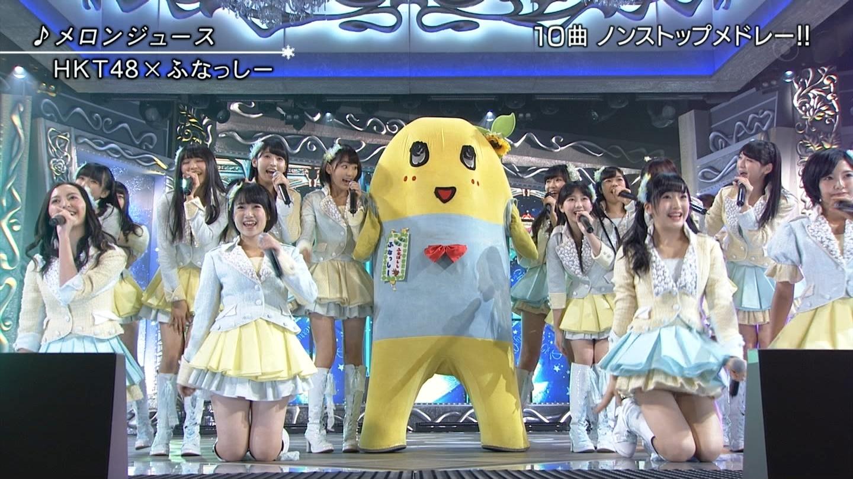 宮脇咲良 FNS歌謡祭20141203 (9)