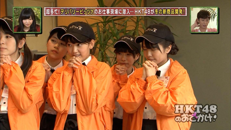 宮脇咲良 HKT48おでかけ ピザ 20141211 (47)
