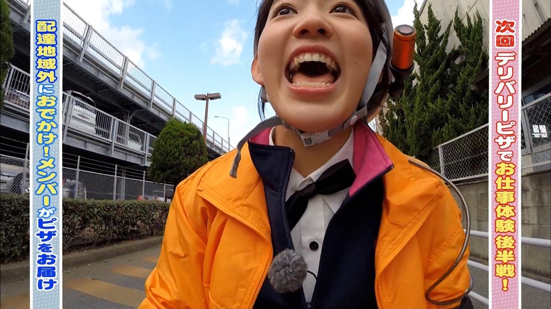 宮脇咲良 HKT48おでかけ ピザ 20141211 (65)