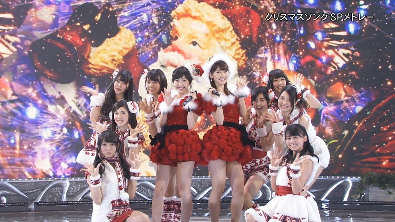 宮脇咲良 FNS歌謡祭20141203   (57)