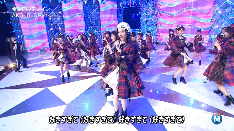宮脇咲良 ミュージックステーションSP 20141226 (22)