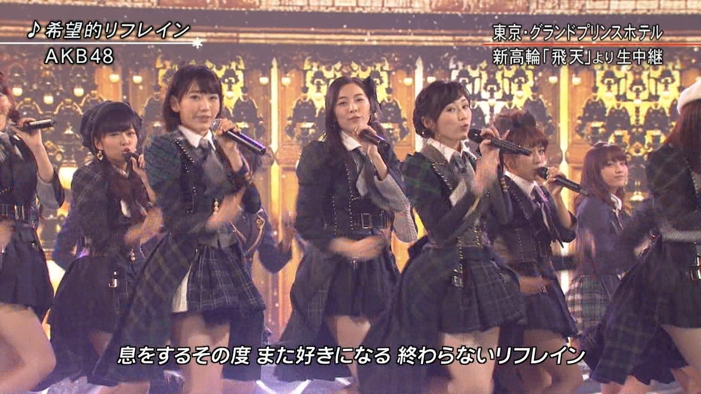 宮脇咲良 FNS歌謡祭20141203 (36)
