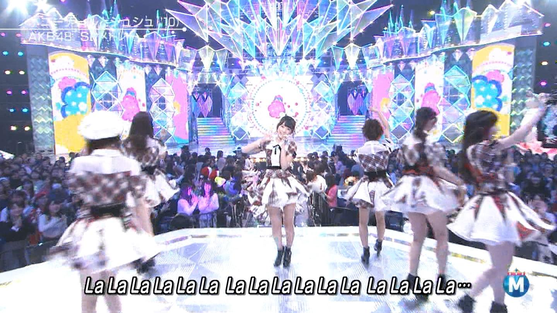 宮脇咲良 ミュージックステーションSP 20141226   (38)