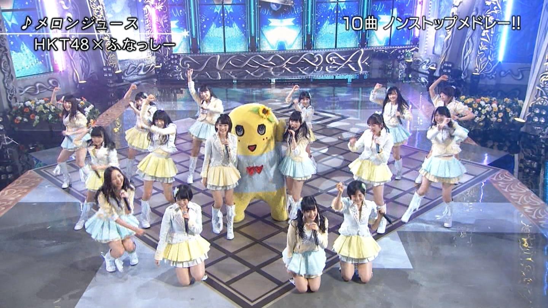 宮脇咲良 FNS歌謡祭20141203 (12)