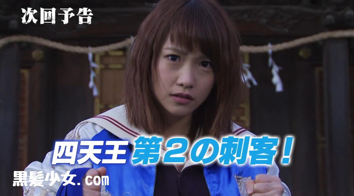 マジすか学園4 3話 バカモノ  (1)