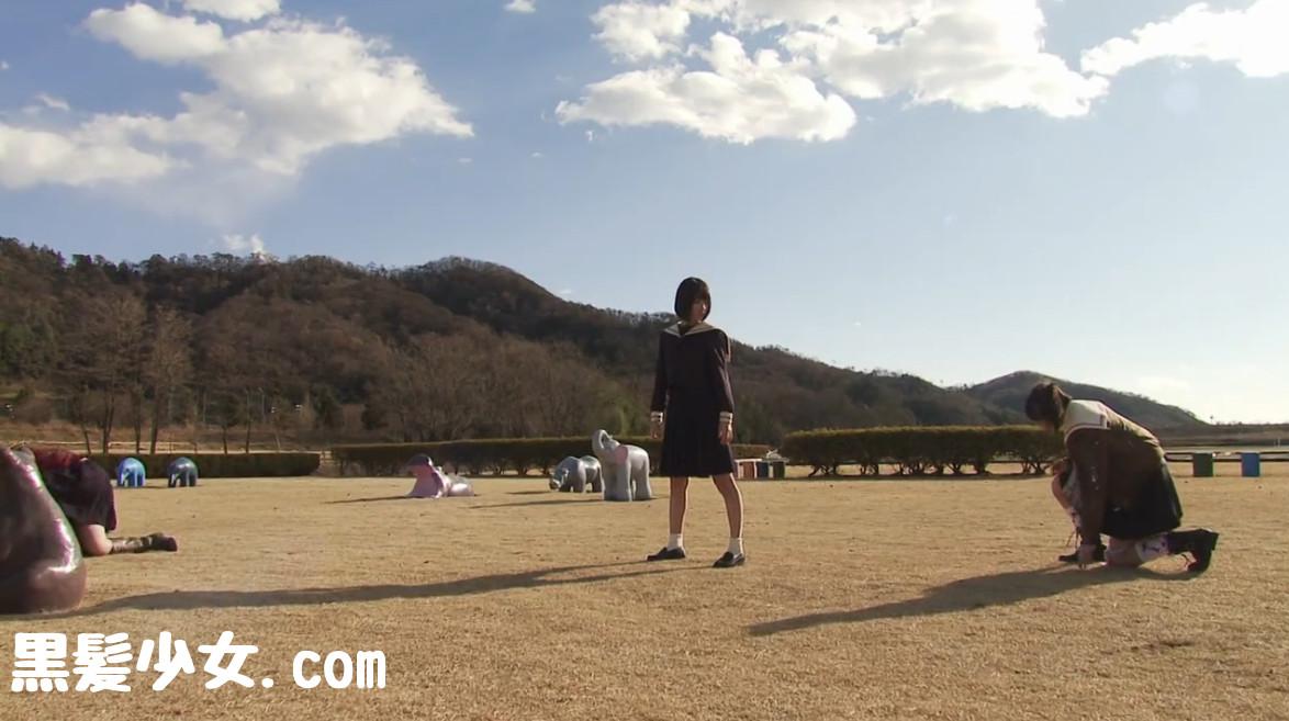 マジすか学園4 さくら 2話 (1)