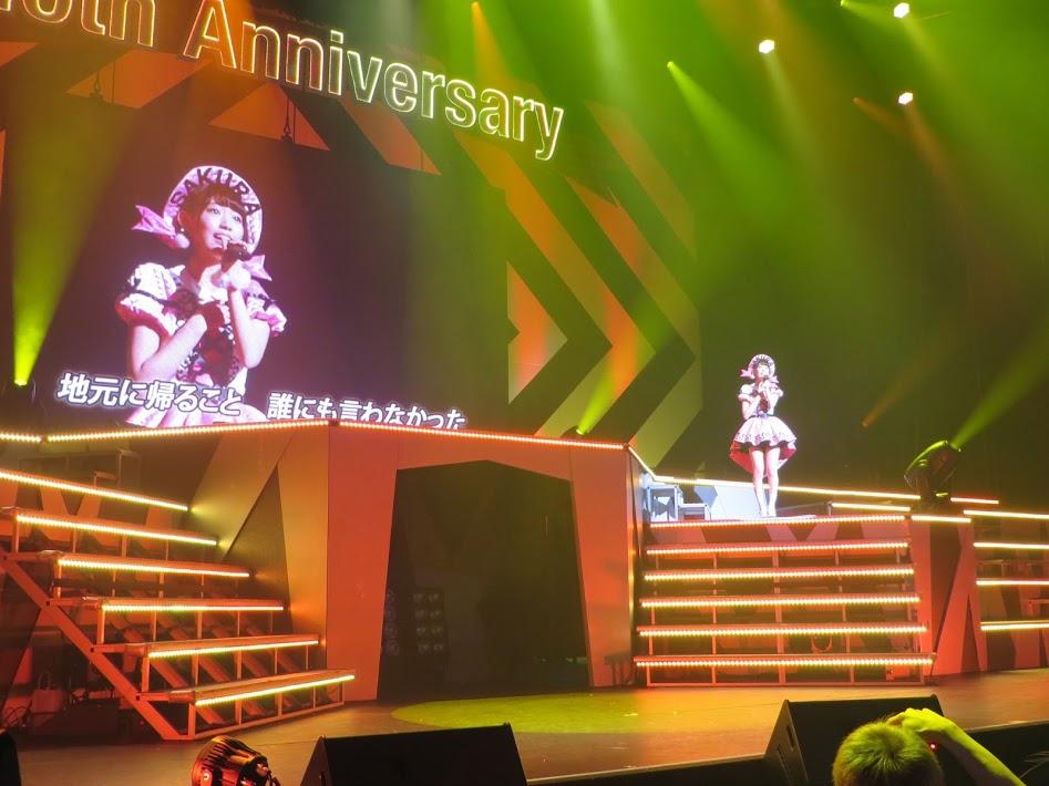 宮脇咲良ソロ曲「彼女」 リクアワ2015 (3)