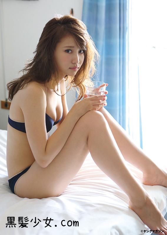 ヤングマガジンNo.7 永尾まりや (10)