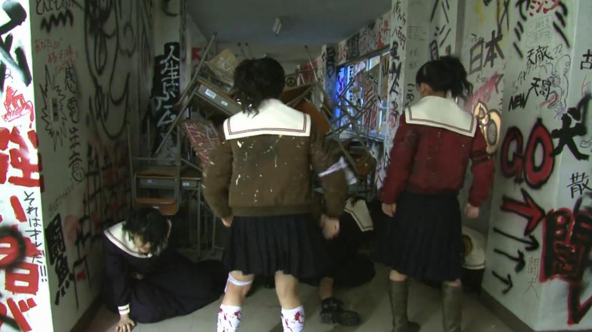 マジすか学園4 カミソリ&ゾンビ (2)