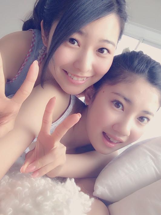 ヤングガンガンNo.4 SKE48北川綾巴&宮前杏実  (5)