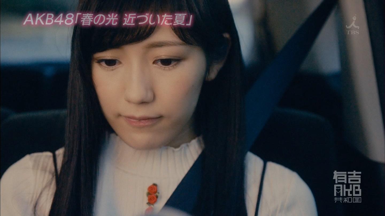 AKB48「春の光 近づいた夏」MV (5)