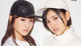 兒玉遥&穴井千尋 POKER FACE (1)